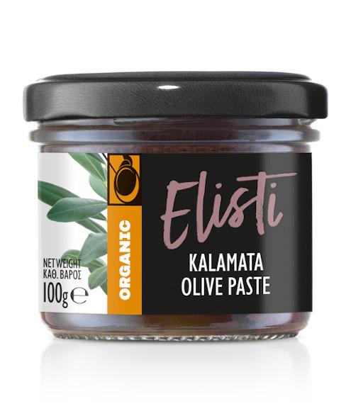 Organic Kalamata olive paste